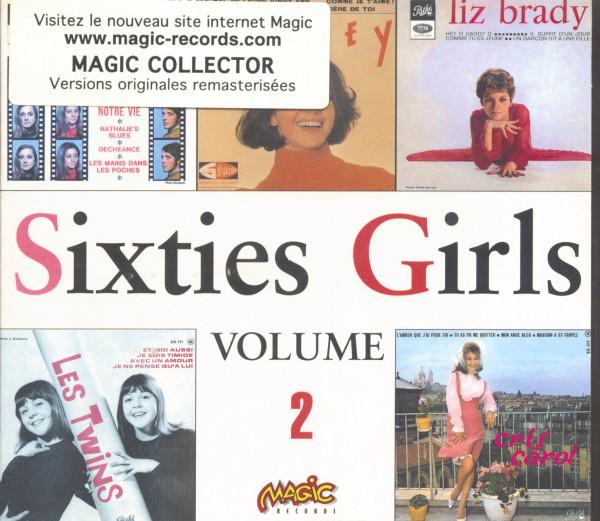 Sixties Girls Vol.2 (CD)