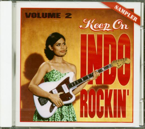 Keep On Indo Rockin', Vol.2 (CD)