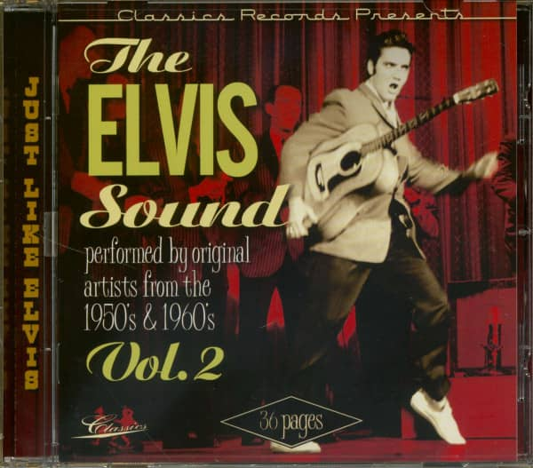 The Elvis Sound Vol.2 (CD)
