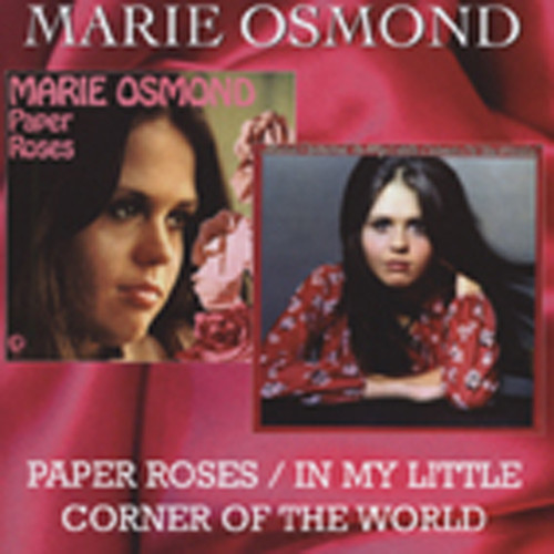 Paper Roses - In My Little Corner Of The