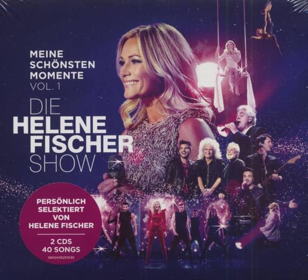 Die Helene Fischer Show - Meine Schönsten Momente Vol.1 (2-CD)