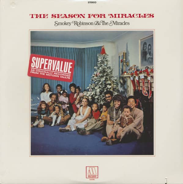 The Season For Miracles (LP)
