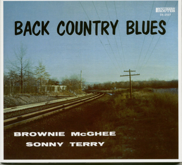 Back Country Blues: 1947-55 Savoy Recordings (CD)