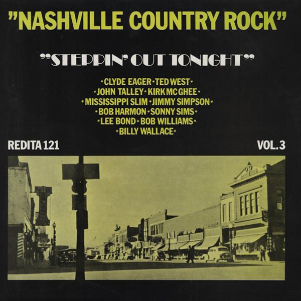 Vol.3, Nashville Country Rock