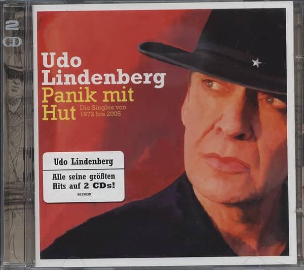 Panik mit Hut - Singles 1972-2005 (2-CD)