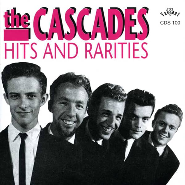 Hits And Rarities The Cascades Cascades cd Hits And