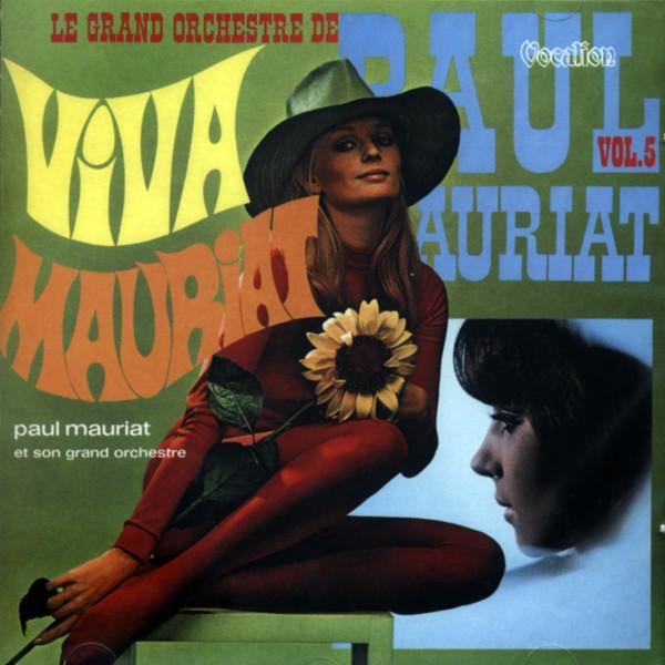 Vol. 5, Le Grand Orchestre De Paul Mauriat & Viva Mauriat