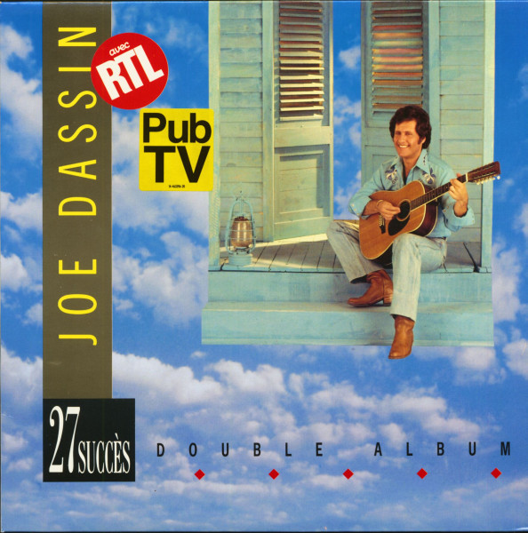 Joe Dassin - 27 Succès (2-LP)