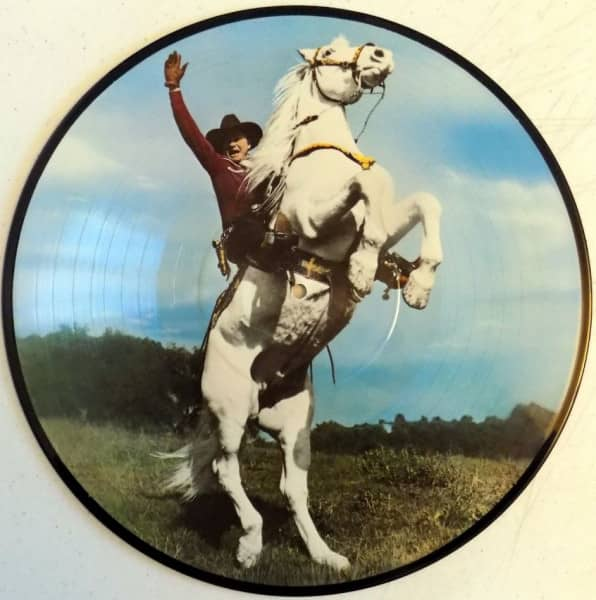 Singin' In The Saddle (LP, Picture Disc)