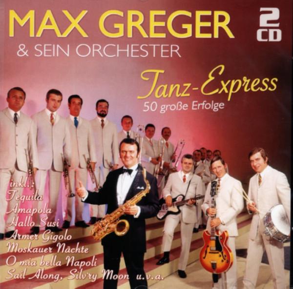 Tanz Express (1954-59) 2-CD