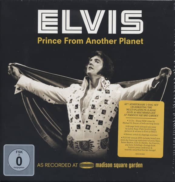 Prince From Another Planet (2-CD&DVD)
