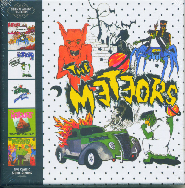 Original Albums Collection (5-CD)