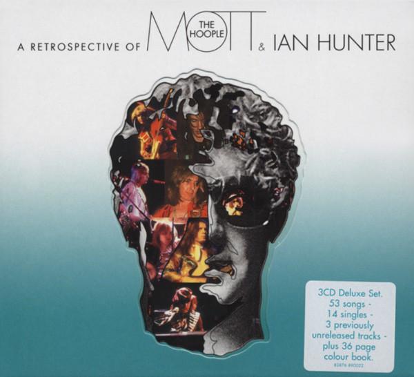 A Retrospective Of (3-CD)