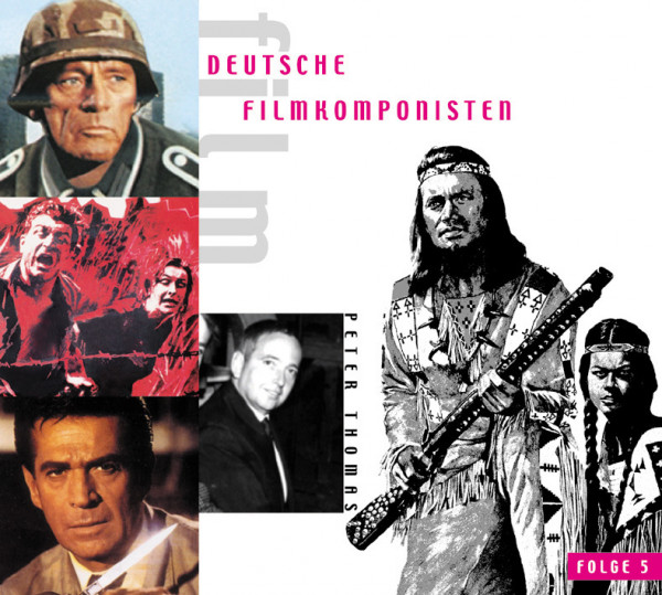Grosse deutsche Filmkomponisten Vol.5 (CD)