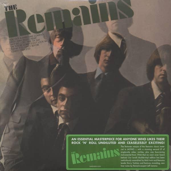The Remains - 2-LP HQ Vinyl