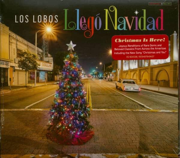 Llego Navidad (CD)