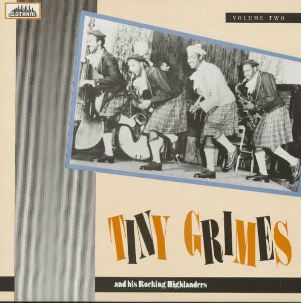 Tiny Grimes And His Rocking Highlanders Vol.2 (LP)