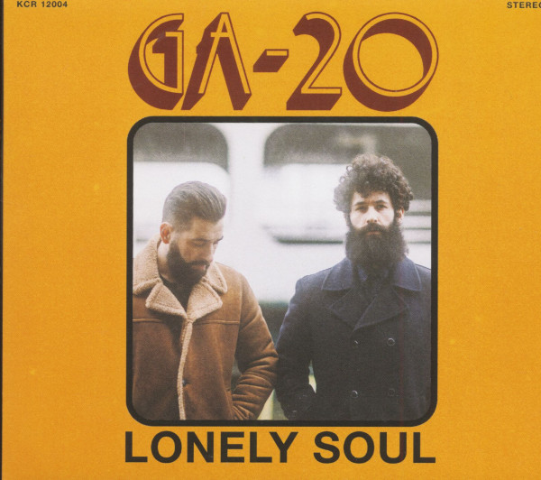 Lonely Soul (CD)
