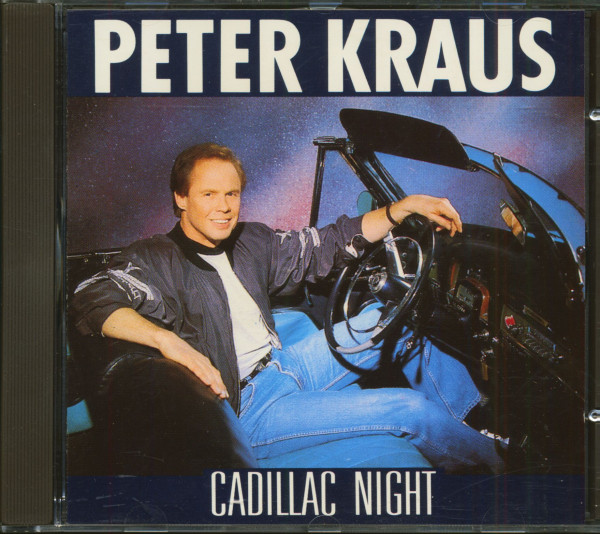 Cadillac Night (CD)