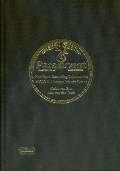 The New York Recording Laboratories Matrix Series, vol. 2: The 20000 & Gennett Matrix series (1927-1929)