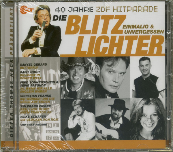 Blitzlichter - ZDF Hitparade Jubiläums Serie