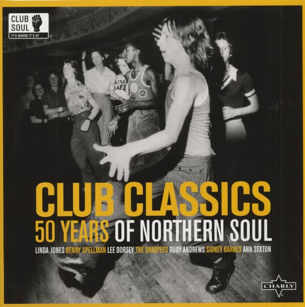 Club Classics - 50 Years Of Northern Soul (2-LP)