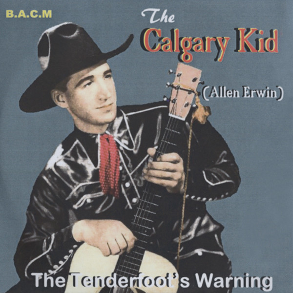 The Tenderfoot's Warning 1941-47