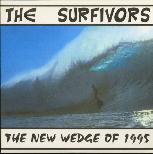 The New Wedge Of 1995 (EP, 7inch, 45rpm, PS, BC)