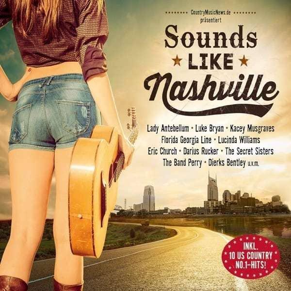 Sounds Like Nashville (3-CD)
