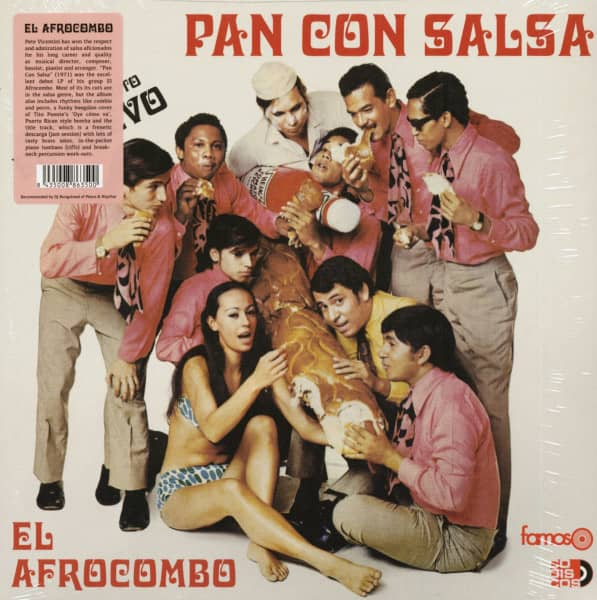 Pan Con Salsa (LP)