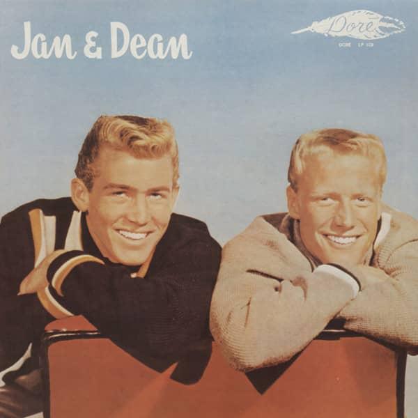 The Sound Of (1st Album on Dore) (LP)