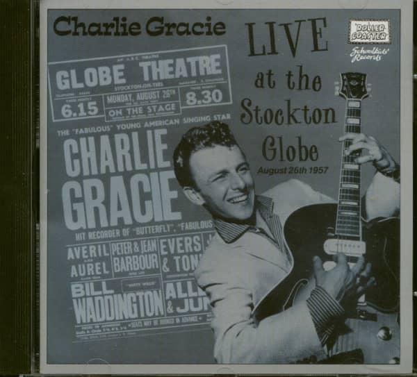 Live At Stockton Globe 1957 (CD)