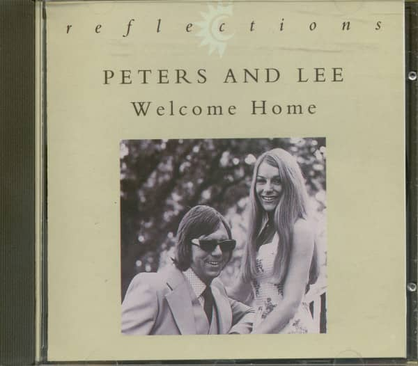 Reflections - Welcome Home (CD)