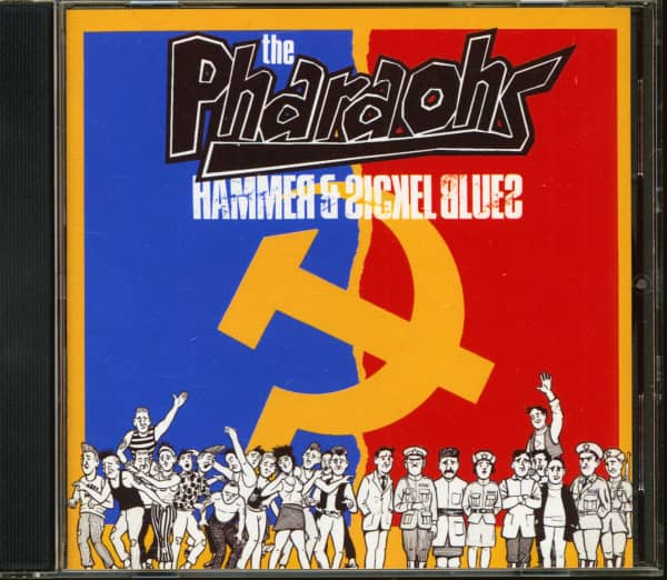 Hammer And Sickel Blues (CD)