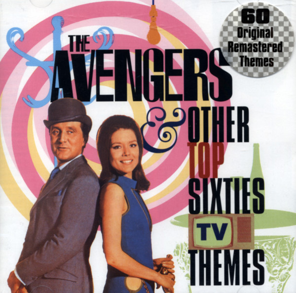 The Avengers & Other Top 60s TV Themes 2-CD