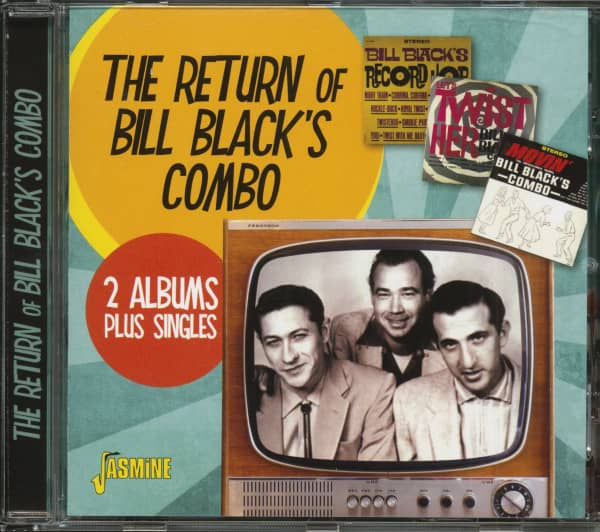 The Return Of Bill Black's Combo (CD)