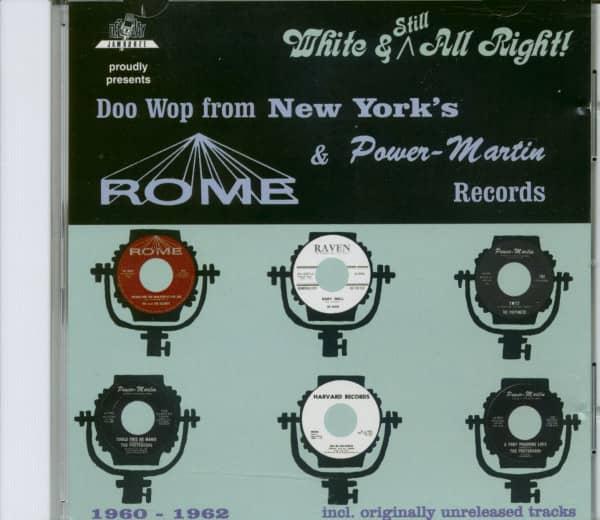 Rome & Power-Martin Records