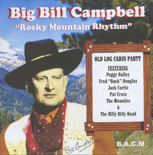 Rocky Mountain Rhythm (CD-R)
