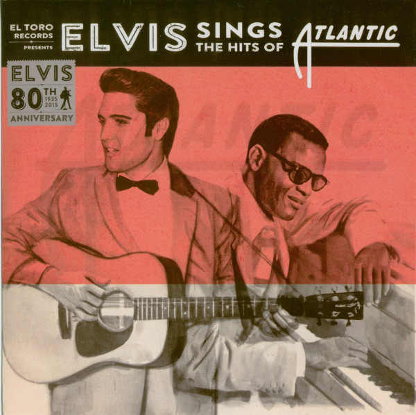 Sings The Hits Of Atlantic (45rpm, EP, PS)