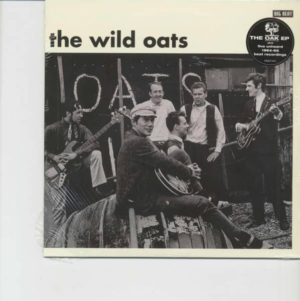 The Wild Oats (LP, 10inch)