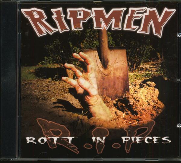Rott In Peaces (CD)