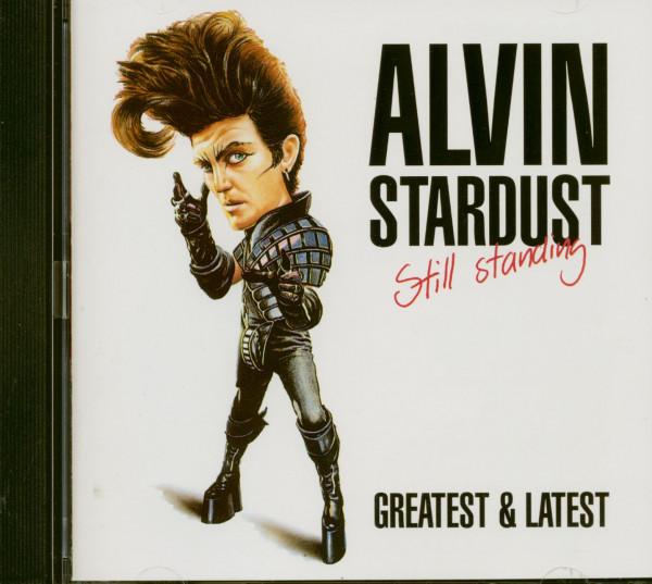 Greatest & Latest - Still Standing (CD)