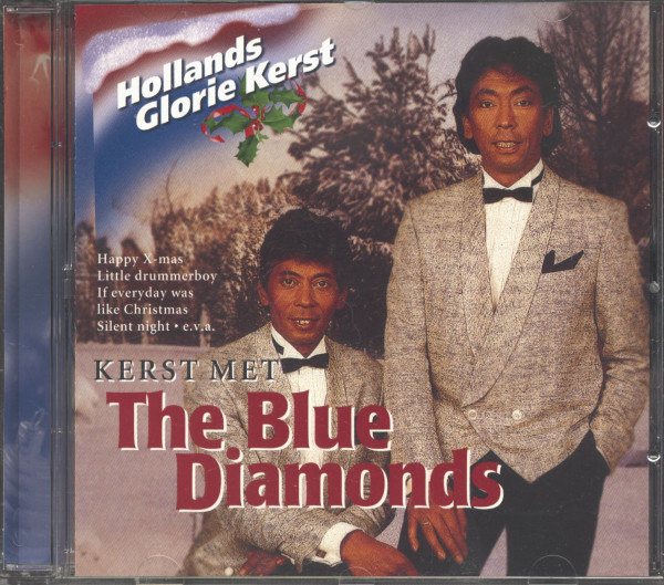 Hollands Glorie Kerst - Christmas Met The Blue Diamonds (CD)