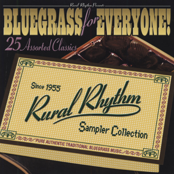 Bluegrass For Everyone!