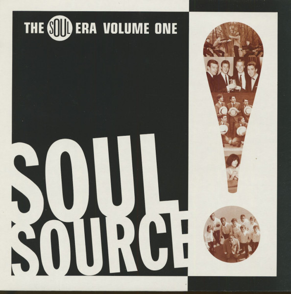 The Soul Era, Vol.1 - Soul Source (LP)