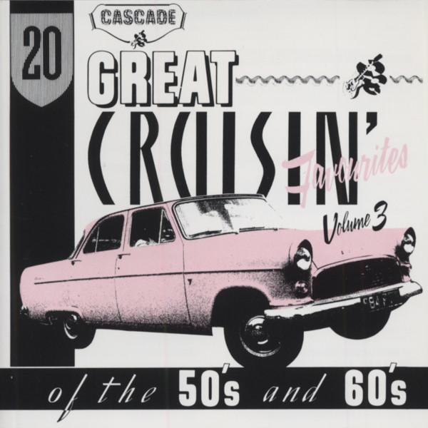 Vol.3, 20 Great Cruisin'