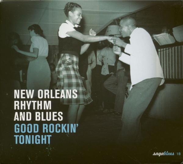 New Orleans Rhythm & Blues - Good Rockin' Tonight (CD)