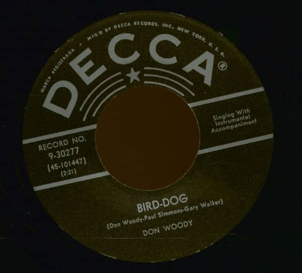 You're Barking Up The Wrong Tree - Bird Dog (7inch, 45rpm)