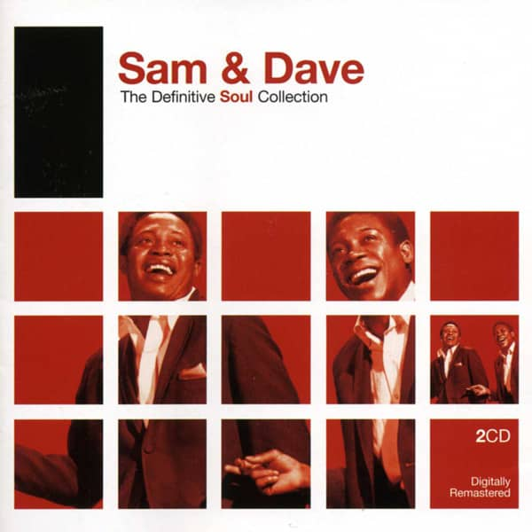 The Definitive Soul Collection 2-CD