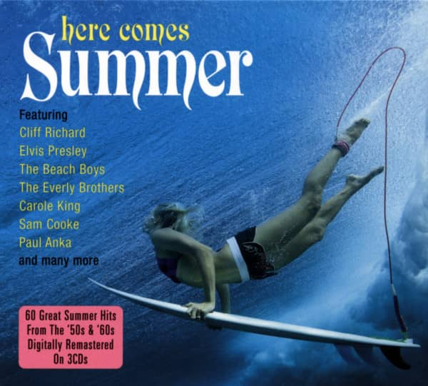 Here Comes Summer 3-CD